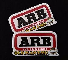 Size M ARB 4x4 Old Man EMU Sticker Decal Car Truck Off-road 4WD Toyota Jeeb Ford