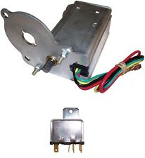 1971-1975 Oldsmobile Delta 88 & Royale convertible top frame lift motor & relay