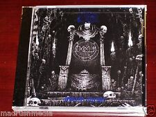 Grave Ritual: Morbid Throne CD 2015 Dark Descent Records DDR145CD NEW