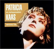 Les Indispensables Patricia Kaas Music CD - Original Live Best of Compilation