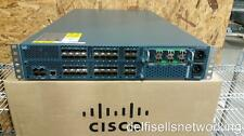 Cisco N10-S6200 6140 XP 40p Fabric Interconnect UCS w/ N10-E0060 + Dual Power