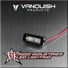 Vanquish Rigid Industries 1 Inch LED Aluminum Light Bar Black RC VPS06761