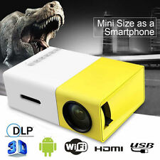 Mini Portable YG300 Projector Multimedia Pocket Player Home Theater