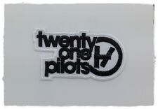 21 Twenty One Pilots Iron Sew On Patch Embroidered Music Rock Band Free Shipping