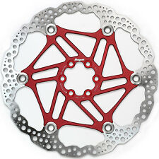 Hope 200mm 6 Bolt Floating Disc Rotor Red - Brand New