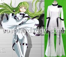 Code Geass Lelouch of the Rebellion Cosplay Costume - C.C Outfit 1st