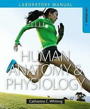 NEW - Human Anatomy and Physiology by Whiting - Lab Manual, New Edition, 2015