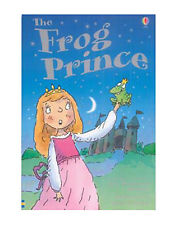 Usborne The Frog Prince With CD - NEW