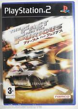 COMPLET jeu THE FAST AND THE FURIOUS pour playstation 2 PS2 course voiture