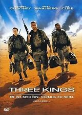 Three Kings ( Action-Komödie ) mit George Clooney, Mark Wahlberg, Ice Cube