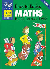 Back to Basics: Maths for 10-11 Year Olds Bk.2 G.W. Rodda Very Good Book
