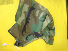 MILITARY GORE-TEX ECW HOOD EXTREME COLD WEATHER PARKA JACKET WOODLAND CAMO