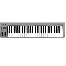 Acorn Masterkey 49 USB MIDI Controller Keyboard, velocity sensitive, Studio One