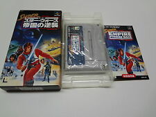 Super Star Wars Teikoku no Gyakushu Nintendo Super Famicom Japan VGOOD