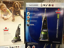 Bissell DeepClean Professional Pet Deep Cleaner 17N4-P Dual PowerBrush System