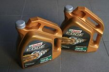 10 Liter Castrol EDGE SAE 10W60 Supercar BMW M Power M3 M5 M6 RS
