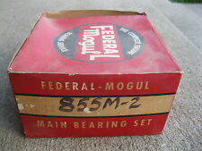 Main Bearings 1934 - 1959 Chrysler 855M .002 1935 1936 1937 1938 1939 1940 1941