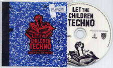 DJ MEHDI & BUSY P Let The Children Techno French promo mix CD Ed Banger