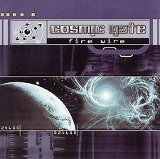 """Fire Wire [US CD/12""""] [Single] by Cosmic Gate (CD, Oct-2001, Radikal)"""