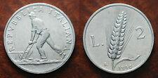 1948 Repubblica Italiana   2 lire