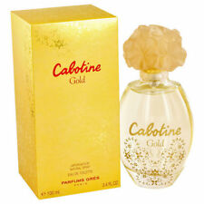 Cabotine Gold by Parfums Gres 3.4 oz EDT Perfume for Women New In Box