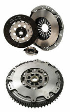DUAL MASS FLYWHEEL DMF AND COMPLETE CLUTCH KIT FOR A NISSAN X-TRAIL 2001-2007