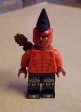 Lego Ritter Nexo Knights Flame Thrower ( Flammenwerfer rot Punk Pfeil Köcher )