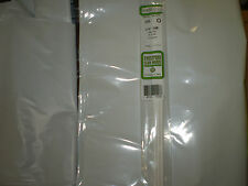 EVERGREEN 228 1/4 ROD .250 DIA. (6.3MM) 3 PIECES  NIP  NEW