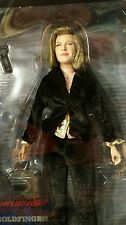 "Honor Blackman Goldfinger Sideshow 12"" Action Figure James Bond 007 Pussy Galore"