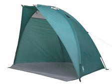 NEU STRANDMUSCHEL MALLORCA Beach Shelter 240x125cm grün 10051