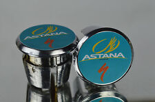 Specialized Astana Handlebar End Plugs Bar Caps lenkerstopfen guidon bouchons