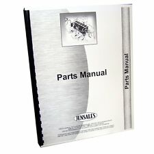 Caterpillar 666 Tractor Scraper Parts Manual (17749)