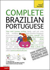 Complete Brazilian Portuguese: Teach Yourself, Tyson-Ward, Sue, New condition, B