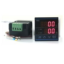 High Precision Digital LED Display Panel Temperature and Humidity Controller
