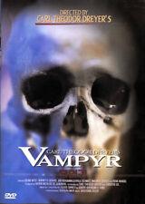 Vampyr - Carl Theodor Dreyer, Julian West, Maurice Schutz, 1932 / NEW