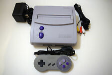 Super Nintendo SNES Mini Slim Video Game Console System SNS-101 Complete Tested