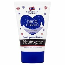 Neutrogena Hand Cream 50ml Concentrated Moisturizer Dry Cracked SkinCare Protect