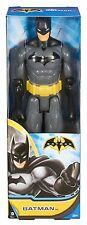 "NEW DC COMICS BATMAN BLACK SUIT 12"" INCH ACTION FIGURE HIGHLY POSABLE MATTEL"