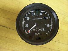 Vintage NOS Original OEM Bridgestone Motorcycle 350 Speedometer GTR GTO
