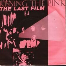 "KISSING THE PINK the last film 7"" PS EX/EX KTP 3 sol"