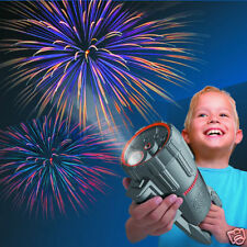 Sensory Visual Lights Projector Special Needs Toy Multicolour Fireworks New
