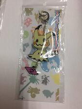 Pokemon Center Japan Acrylic key chain with Rubber Charm Mimikyu