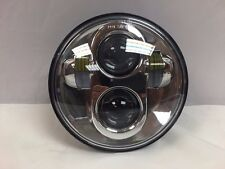 "5""3/4 Chrome LED Bright Headlight Light Bulb Harley Davidson Motorcycle Daymaker"