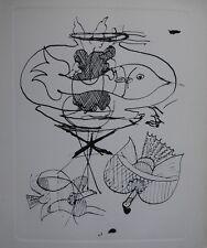 Georges Braque (d'après) - Aquarium - Lithograhie #1950 #250ex