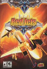 RED JETS Cold War Mig Flight Simulation PC Game NEW BOX
