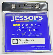 JESSOPS P Close-up +2  Pro - Cokin P Compatible - Unopened -