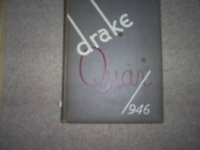 1946 Drake University Quax Yearbook - Margaret Carris