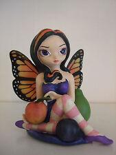 """Fairy""""Peach Plum Pear Fairy"""" by Jasmine Becket Grifith Boxed Mysticalls Fantasy"""