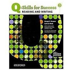 NEW Q Skills for Success: Reading and Writing 3 : Student Book with Online code