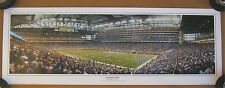 """Detroit Lions Ford Field Inaugural game Panoramic - Small 9.5"""" x 27"""""""